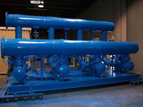 Condenser Water