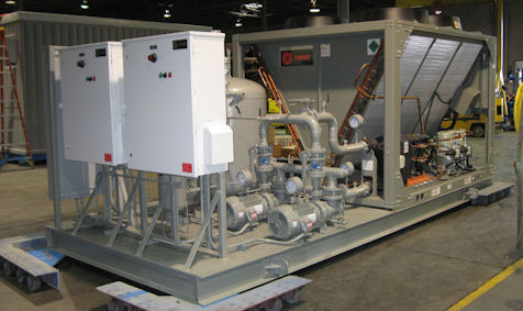 Air Cooled Chiller Systems